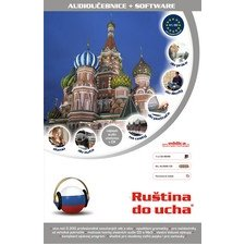 EDDICA Ruština do ucha - pack 5CD