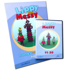 BAZAR: Lippy and Messy - Songs and Games 2 (11-20)