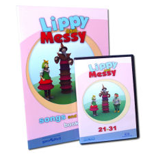 BAZAR: Lippy and Messy - Songs and Games 3 (21-31)